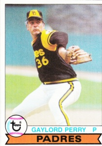 1979 Topps Gaylord Perry