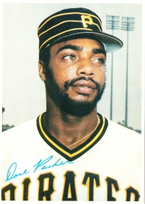 1980 Topps 5x7 Dave parker