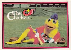 1982 Donruss Chicken