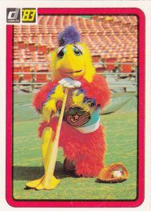 1983 Donruss Chicken