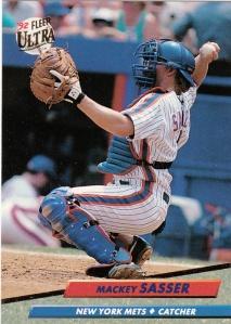 1992 Ultra Mackey Sasser