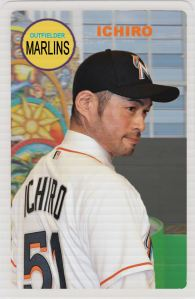 2014-15 Hot Stove 1968 Insert Ichiro