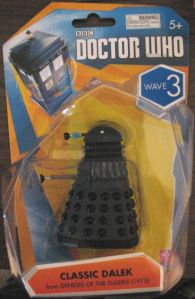 Dalek Packaging