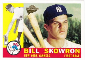 Topps All-Time Fan Favorites Bill Skowron