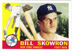 Topps All-Time Fan Favorites Bill Skowron
