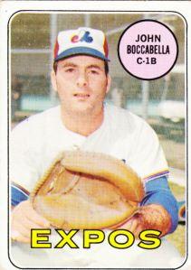 1969 Topps John Boccabella