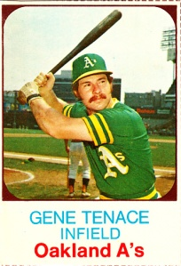 1975 Hostess Gene Tenace