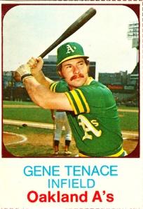 1975 Hostess Gene Tenace