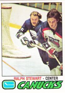 1977-78 OPC Ralph Stewart