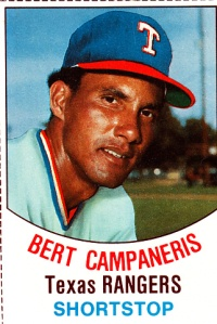 1977 Hostess Bert Campaneris