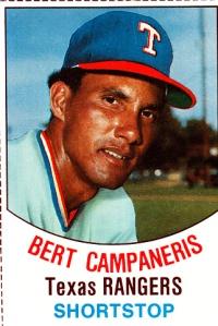 1977 Hostess Bert Campaneris