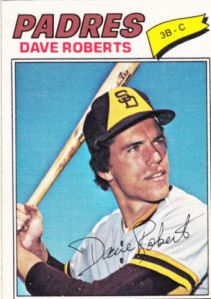 1977 OPC Dave Roberts