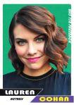 2015 TSR Fauxback Lauren Cohan