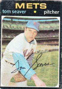 1971 Topps Tom Seaver