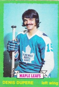 1973-74 OPC Denis Dupere