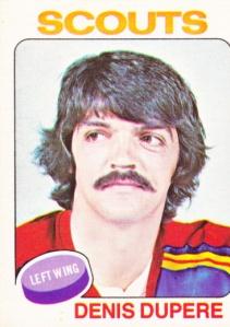 1975-76 OPC Denis Dupere