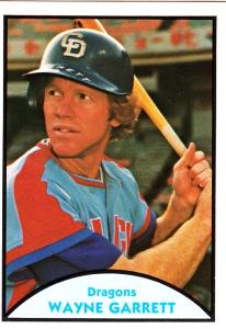 1979 TCMA Japanese Wayne Garrett