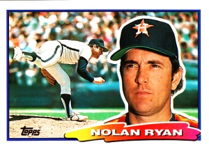 1988 Big Baseball Nolan Ryan