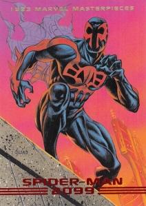 1993 SkyBox Marvel Masterpieces #41 Spider-Man 2099