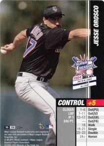 2003 MLB Showdown Jesse Orosco