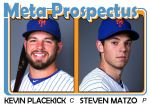 """2015 TSR - """"Autocorrect"""" variation of Mets Prospects:  Kevin Plawecki and Steven Matz"""