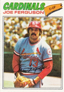 1977 Topps Joe Ferguson
