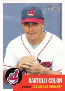 2002 Heritage Bartolo Colon