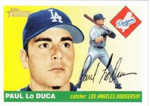 2004 Heritage Paul LoDuca