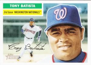 2005 Heritage Tony Batista