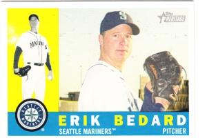 2009 Heritage Erik Bedard