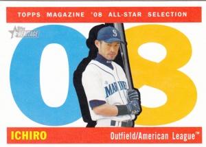 2009 Heritage Ichiro AS