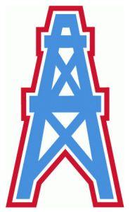 Houston Oilers Logo