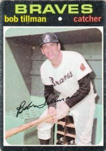 1971 Topps Bob Tillman