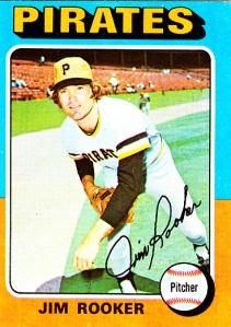 1975 Topps Jim Rooker
