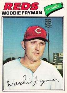 1977 OPC Woodie Fryman