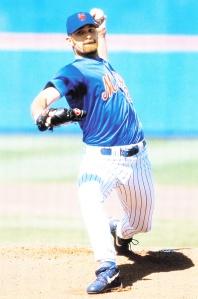 1998 Pinnacle Mets Snapshots Bill Pulsipher