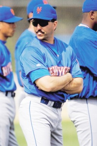 1998 Pinnacle Mets Snapshots John Franco