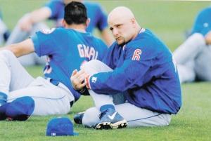 1998 Pinnacle Mets Snapshots Rich Becker