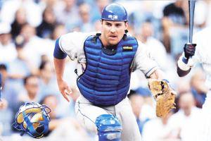 1998 Pinnacle Mets Snapshots Todd Hundley