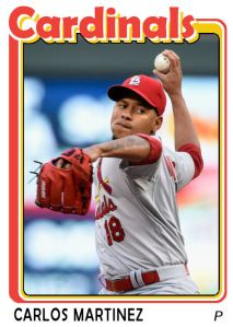 2015 TSR #153 - Carlos Martinez