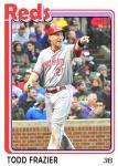 2015 TSR #160 - Todd Frazier