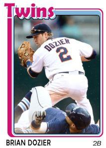 2015 TSR #161 - Brian Dozier
