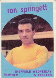1960 A&BC Ron Springett