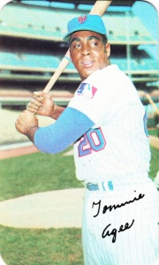 1970 Topps Super Tommy Agee