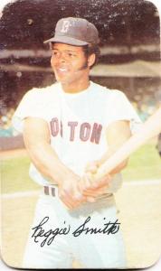 1971 Topps Super Reggie smith