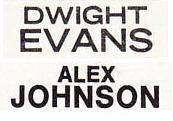 1974 Topps font comparison 2