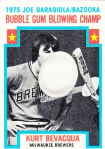 1976 Topps Bazooka Champion