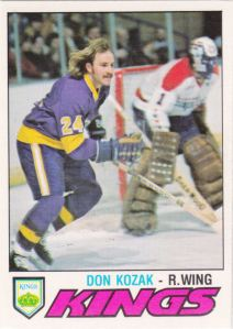 1977-78 OPC Don Kozak