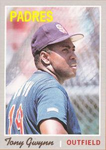 1992 Baseball Cards Magazine Tony Gwynn