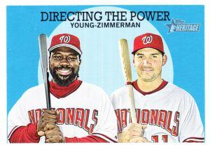 2008 Heritage Young-Zimmerman combo